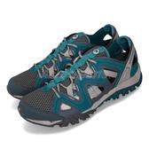 Merrell 水陸兩棲鞋 Tetrex Crest Wrap 湖水綠 灰 涼鞋 男鞋 【PUMP306】 ML48989