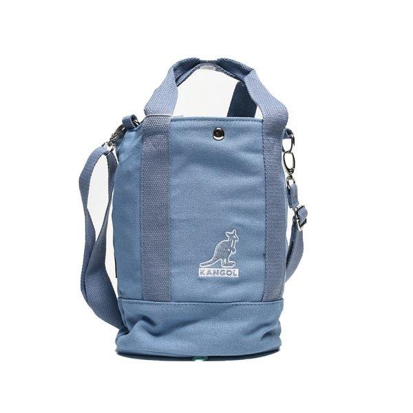 KANGOL 海軍藍 手提袋 手提袋 帆布 英國 (布魯克林) 6925300880
