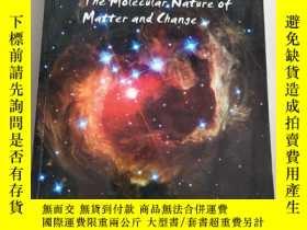 二手書博民逛書店Chemistry罕見:The Molecular Nature of Matter and Change化學:物
