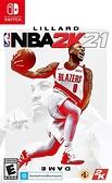 NS NBA 2K21(中文版)