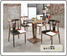 {{ 海中天休閒傢俱廣場 }} G-23 摩登時尚 餐桌系列 482-1 布萊迪2尺商業桌