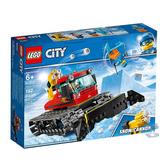 【LEGO 樂高 積木】LT-60222 City城市 路道鏟雪車 Snow Groomer