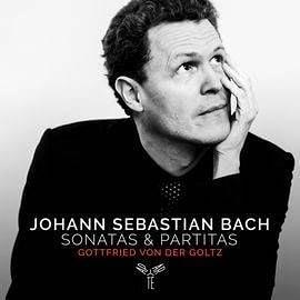 停看聽音響唱片】【CD】巴哈:無伴奏小提琴奏鳴曲與組曲 戈爾茲小提琴