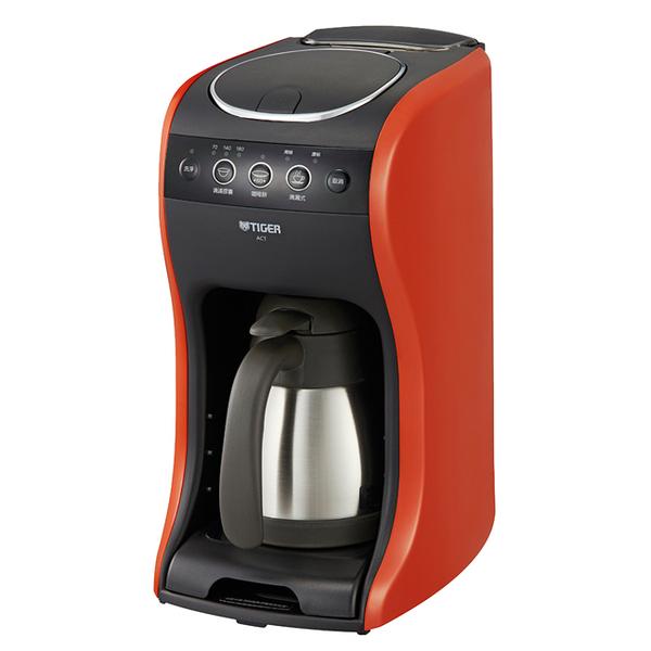 TIGER虎牌多機能咖啡機(真空不鏽鋼咖啡壺) ACT-B04R
