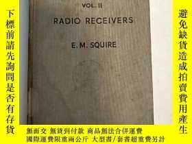 二手書博民逛書店radio罕見questions and answers vol