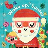 Little Faces:Wake Up,Santa! 變臉操作書:聖誕老公公快醒醒!(外文書)