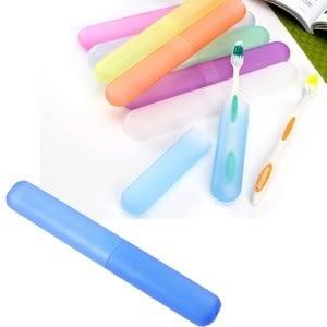 磨砂旅行牙刷盒 免洗筷盒 餐具盒-艾發現