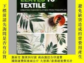 二手書博民逛書店How罕見to Turn Leaves to Textile FashionY405706 Jury Tech