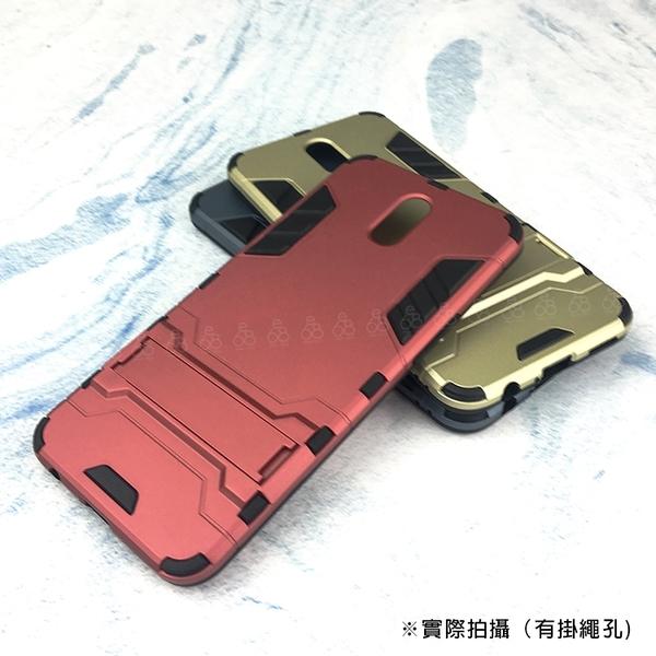 變形 盔甲 OPPO R17 6.4吋 手機殼 防摔 防滑 保護殼 支架 軟殼 硬殼 手機套 保護套 二合一 背蓋
