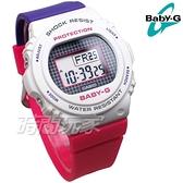 Baby-G BGD-570THB-7 數位顯示 90年代 復古運動 計時女錶 防水手錶 CASIO卡西歐 BGD-570THB-7DR