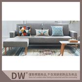 【多瓦娜】19058-326002 亞希功能布沙發(灰色)(DP3009-1-2)