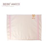 bebe Amico-寵愛觸感乳膠枕(粉紅)