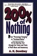 二手書200% of Nothing: An Eye-Opening Tour through the Twists and Turns of Math Abuse and Innumeracy R2Y 0471145742