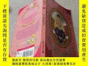 二手書博民逛書店The罕見butterfly tiara:蝴蝶頭飾Y200392