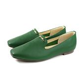 HUMAN PEACE 休閒鞋 綠色 荔枝紋 女鞋 S232 no647