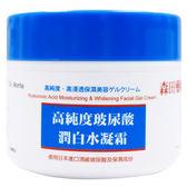 森田藥粧高純度玻尿酸潤白水凝霜 【康是美】