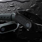 智慧手環防水運動手錶男女跑步記計步器腕帶安卓手錶睡眠監測 卡布奇诺HM