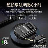 5.0藍芽發射器接收器充電車載FM音頻發射TF卡播放連藍芽耳機音響 科炫數位