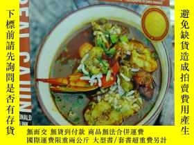 二手書博民逛書店REAL罕見CAJUN-RUSTIC HOME COOKING