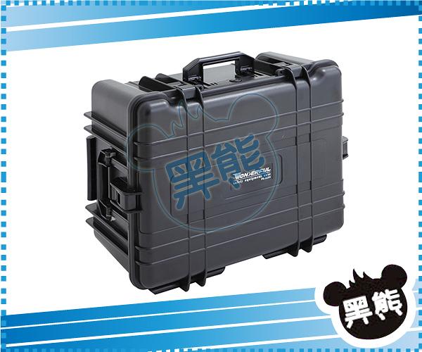 黑熊館 WONDERFUL 萬得福 PC-6033 氣密箱 中型箱 附拉桿