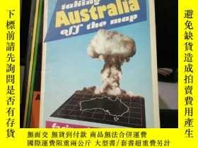 二手書博民逛書店TAKING罕見AUSTRALIA OFF THE MAPY93