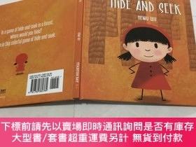 二手書博民逛書店Hide罕見and Seek 英文兒童讀物 英文繪本 精裝Y343790 Hemu Wu Starfish B
