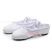 舞蹈鞋 舞蹈鞋練功鞋芭蕾舞蹈鞋男貓爪鞋成人兒童女駝色兩底鞋軟底鞋 2色
