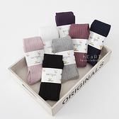 純色緹花全包褲襪 童襪 褲襪 單色襪子