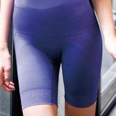 華歌爾-玫瑰果油美肌好享受64-82長褲管修飾褲(彩繪紫) NE1385-AW