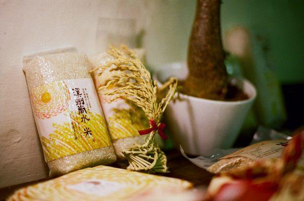 【溪州尚水米】糙米(2公斤)‧樸實包 x4包 ~挺農村,吃好米,顧健康,造生態!