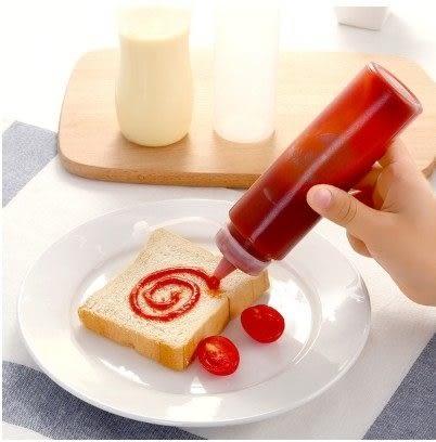 [24hr-現貨快出] 妙妙瓶(中) 醬料瓶 調味瓶 廚房 收納 居家 食品-單個