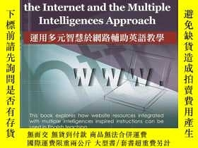二手書博民逛書店Teaching罕見English using the Inte