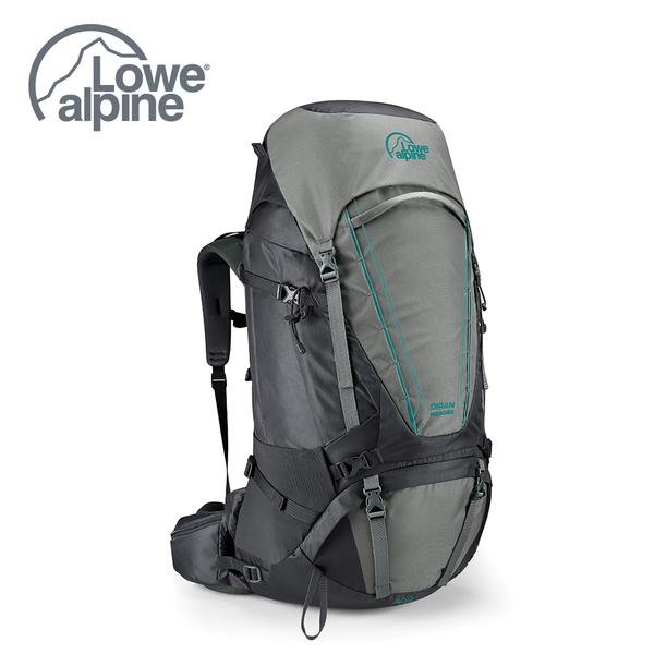 Lowe Alpine Diran ND 50:60 重裝背負 登山背包 灰石 #FMQ06
