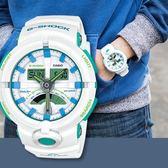 【人文行旅】G-SHOCK   GA-500WG-7ADR 多功能運動錶