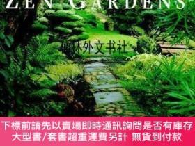 二手書博民逛書店【罕見】Zen GardensY27248 Borja, Erik Ward Lock Ltd, London
