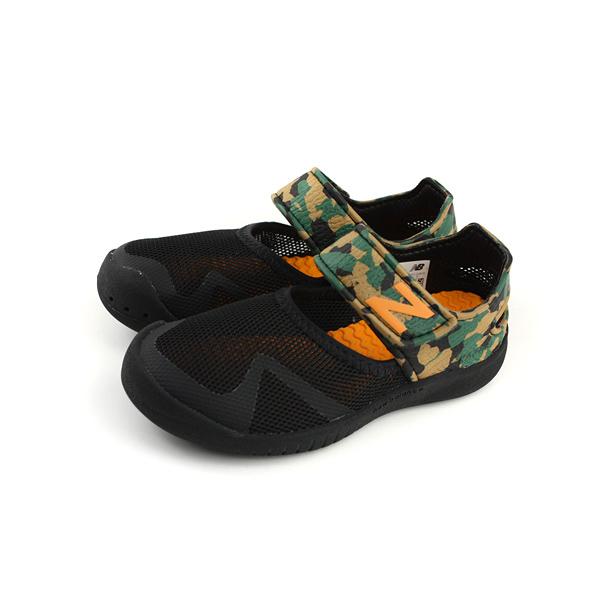 New Balance  運動休閒鞋 黑/迷彩 童鞋 KA208BKY-W no432