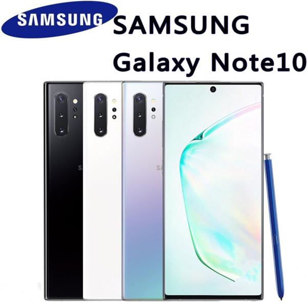 全新僅拆封Samsung Galaxy Note 10 8G/256G 6.3吋(SM-N970U)實體門市 歡迎自取