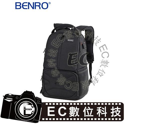 【EC數位】Benro 百諾 吉諾Journo-400N 雙肩攝影背包 1機身/2鏡頭/1閃光燈 勝興公司貨