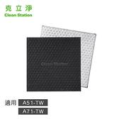 《克立淨》單層電漿清淨機初濾前置濾網(6入) A51