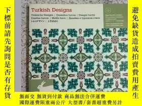 二手書博民逛書店Turkish罕見Designs [With CDROM]Y25