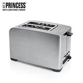 PRINCESS 荷蘭公主 142356 不鏽鋼厚薄片烤麵包機