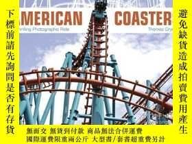 二手書博民逛書店American罕見Coasters: A Thrilling