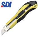 SDI 專業雙重鎖定 0434C 大 美工刀 /支 (顏色隨機出貨)