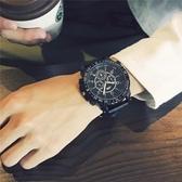 手錶潮牌歐美個性潮人男士潮流韓版學生潮男簡約休閒-享家生活館
