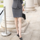 職場新鮮人OL上班包臀窄裙 [9X426-PF]美之札