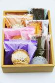 法國甜點禮盒(達克瓦茲3入、費南雪3入)