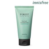 innisfree 新版綠樹林風男士保濕潔顏乳 男性保養 洗臉&刮鬍兩用 李敏皓代言 【SP嚴選家】