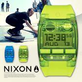 【人文行旅】NIXON | A408-2044 THE COMP 運動電子錶