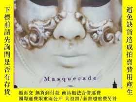 二手書博民逛書店Masquerade罕見(A Blue Bloods Novel)Y236459 Melissade Hype