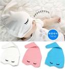 【TwinS伯澄】全棉嬰兒睡帽/嬰兒帽/秋冬套頭帽【超讚!太可愛了】